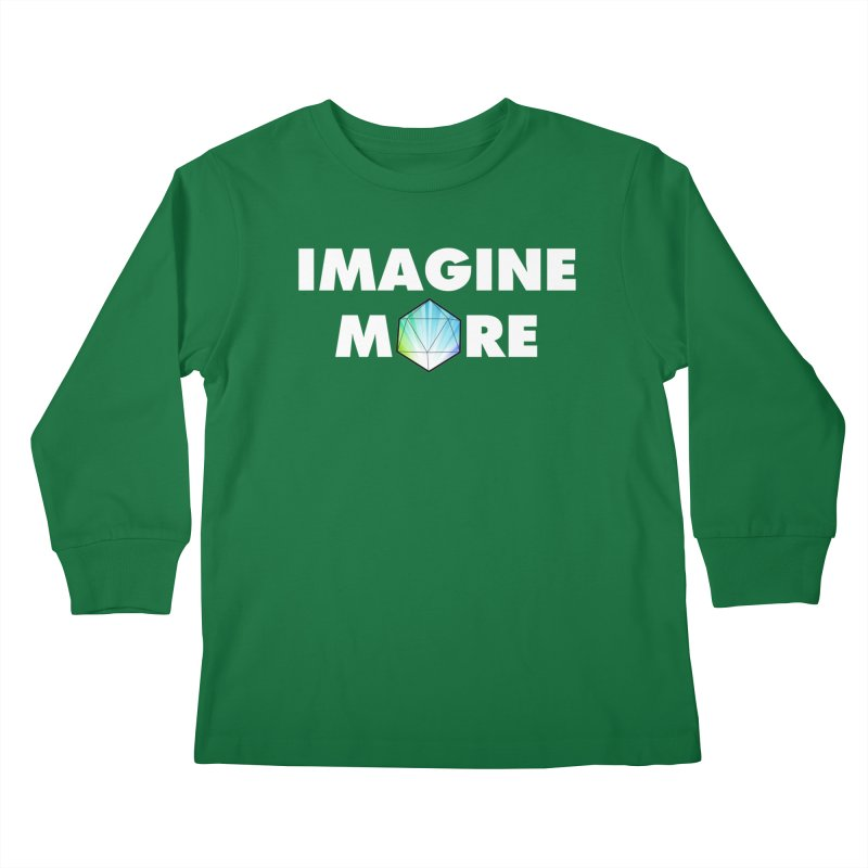 Imagine More Kids Longsleeve T-Shirt by My Shirty Life