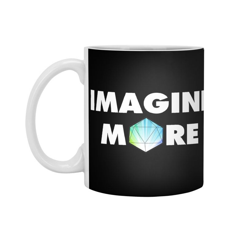 Imagine More Accessories Standard Mug by My Shirty Life