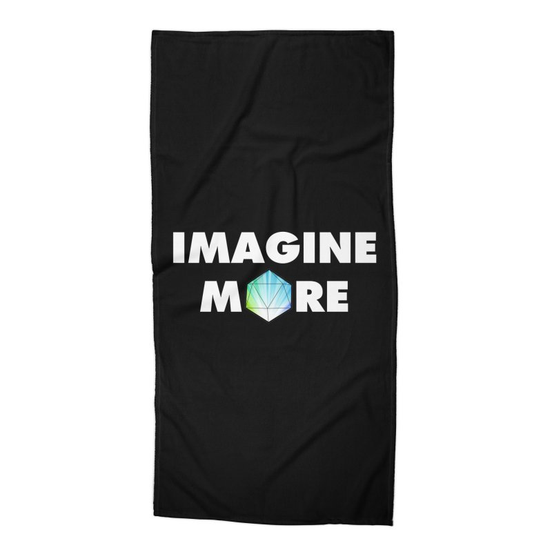 Imagine More Accessories Beach Towel by My Shirty Life