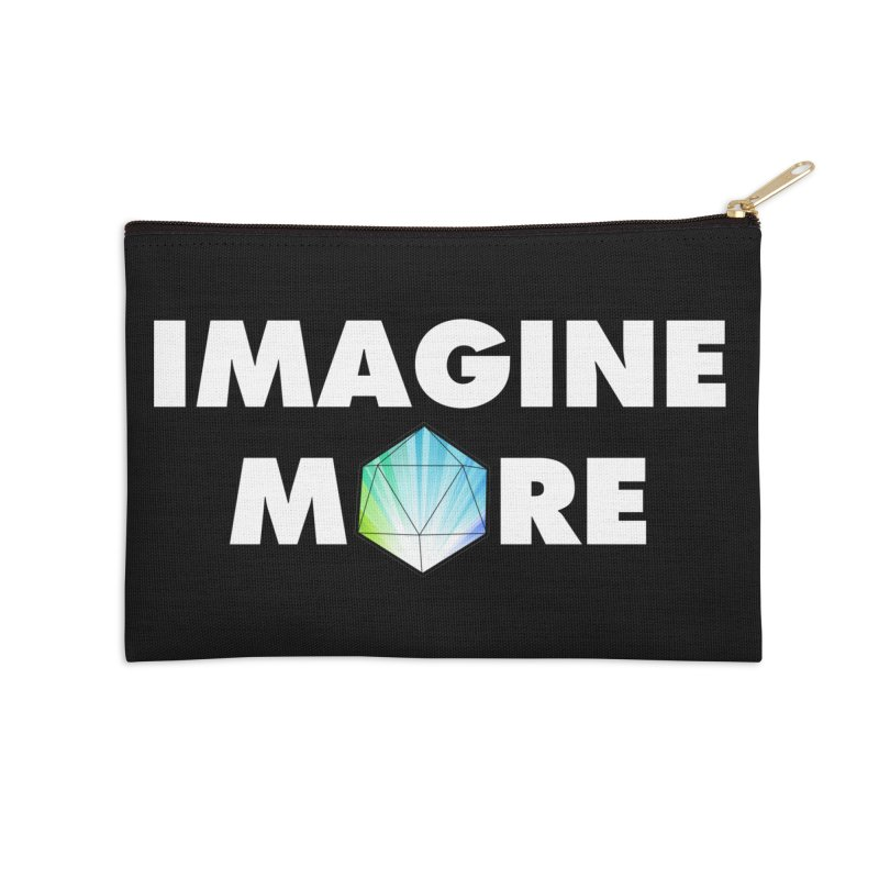 Imagine More Accessories Zip Pouch by My Shirty Life