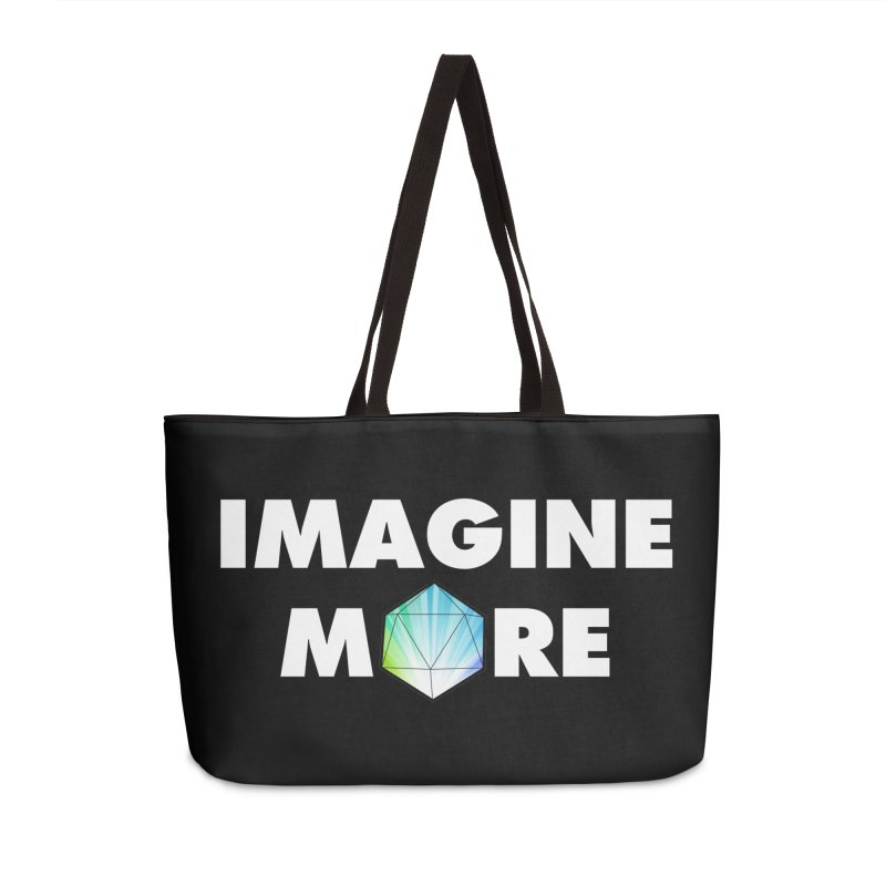 Imagine More Accessories Weekender Bag Bag by My Shirty Life
