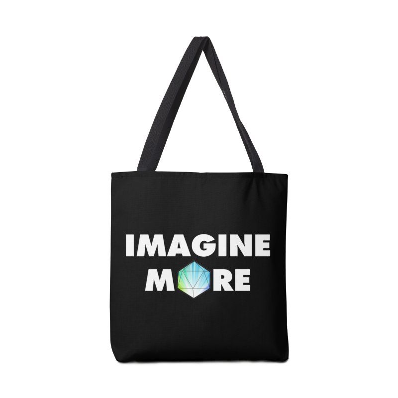 Imagine More Accessories Tote Bag Bag by My Shirty Life