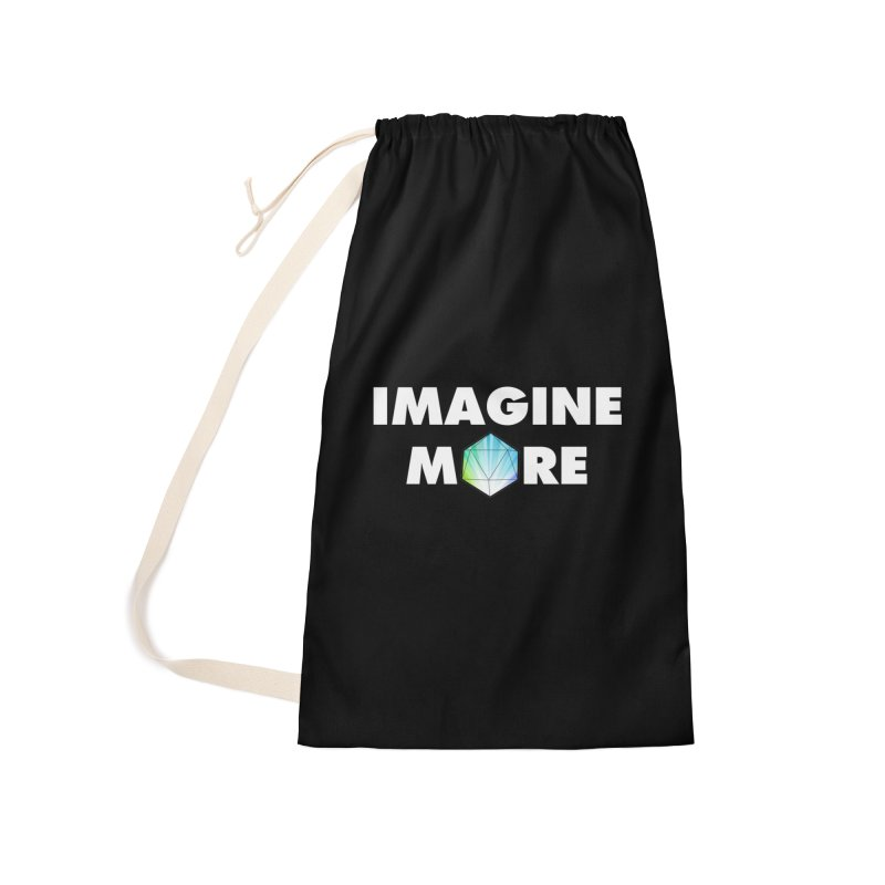 Imagine More Accessories Laundry Bag Bag by My Shirty Life