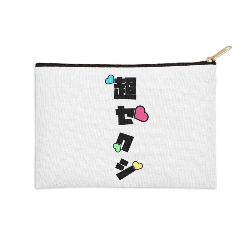 Too Sexy For Japan Accessories Zip Pouch by My Shirty Life