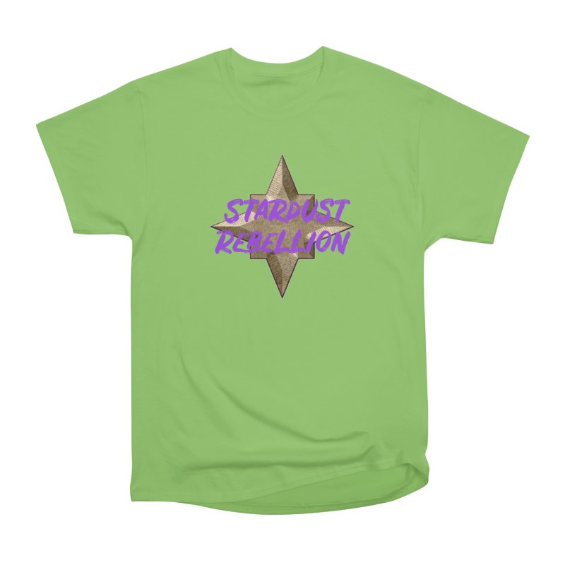 Stardust Rebellion Men's Heavyweight T-Shirt by My Shirty Life