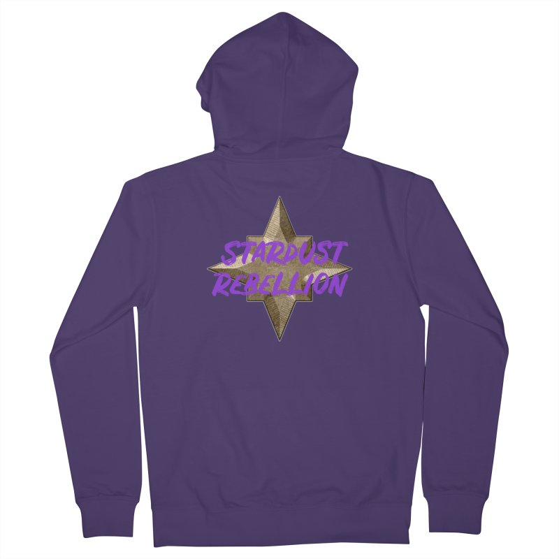 Stardust Rebellion Women's French Terry Zip-Up Hoody by My Shirty Life