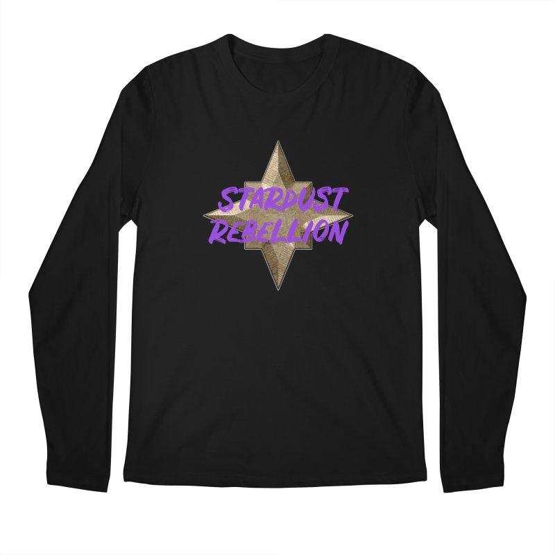 Stardust Rebellion Men's Longsleeve T-Shirt by My Shirty Life