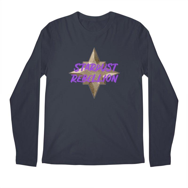 Stardust Rebellion Men's Regular Longsleeve T-Shirt by My Shirty Life