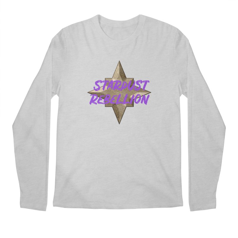 Stardust Rebellion Men's Regular Longsleeve T-Shirt by My Shirty Life