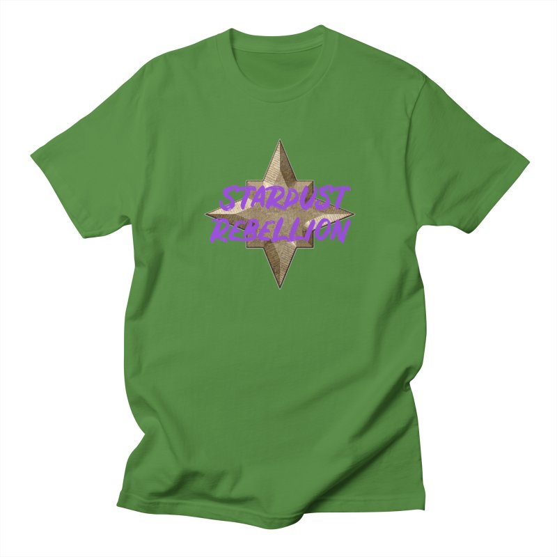 Stardust Rebellion Men's T-Shirt by My Shirty Life