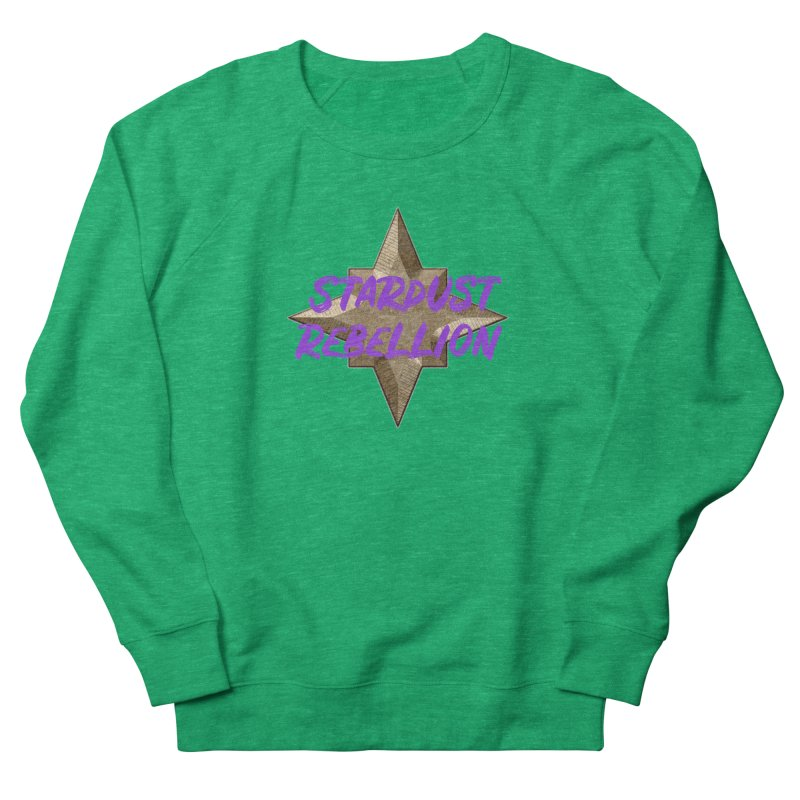 Stardust Rebellion Men's French Terry Sweatshirt by My Shirty Life