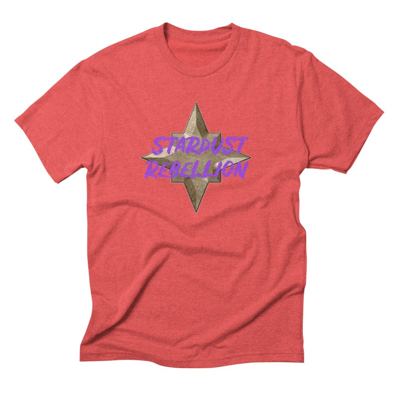 Stardust Rebellion Men's Triblend T-Shirt by My Shirty Life