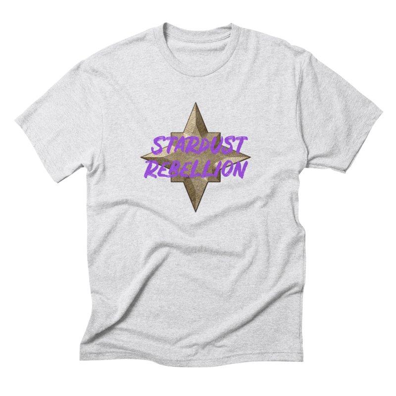 Stardust Rebellion Men's Triblend T-Shirt by My Shirty Life