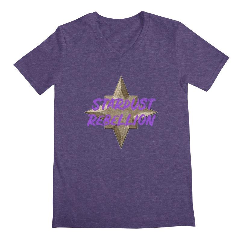 Stardust Rebellion Men's V-Neck by My Shirty Life