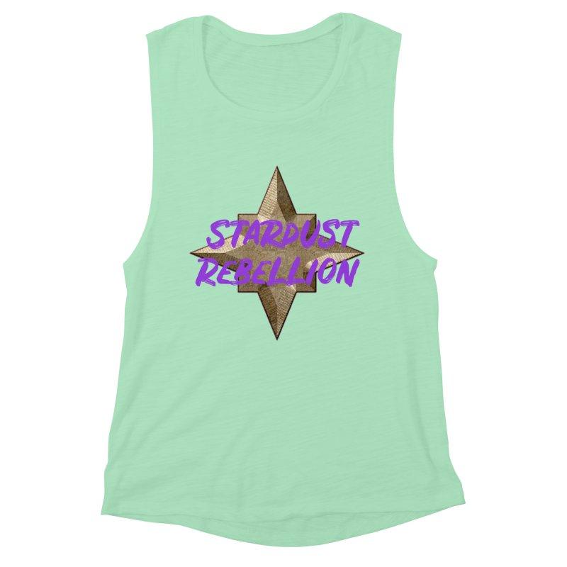 Stardust Rebellion Women's Muscle Tank by My Shirty Life