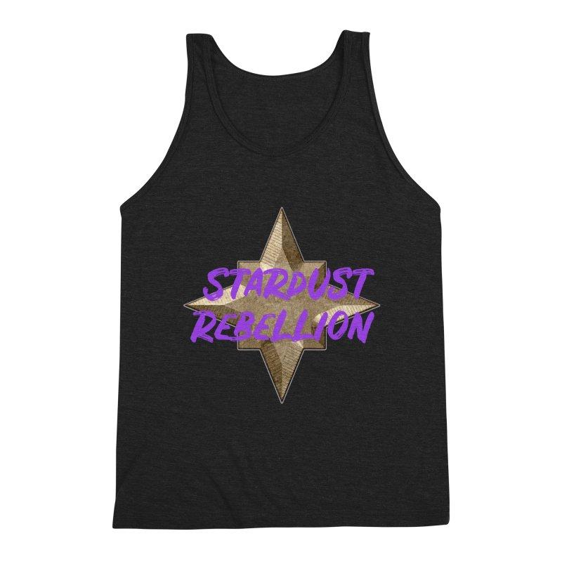 Stardust Rebellion Men's Triblend Tank by My Shirty Life
