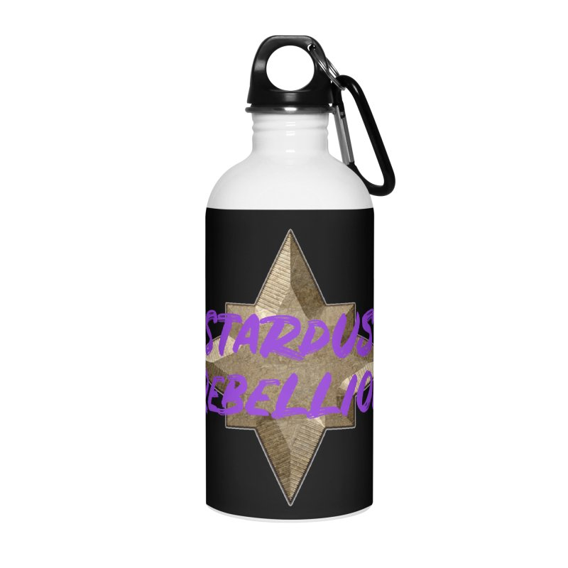 Stardust Rebellion Accessories Water Bottle by My Shirty Life
