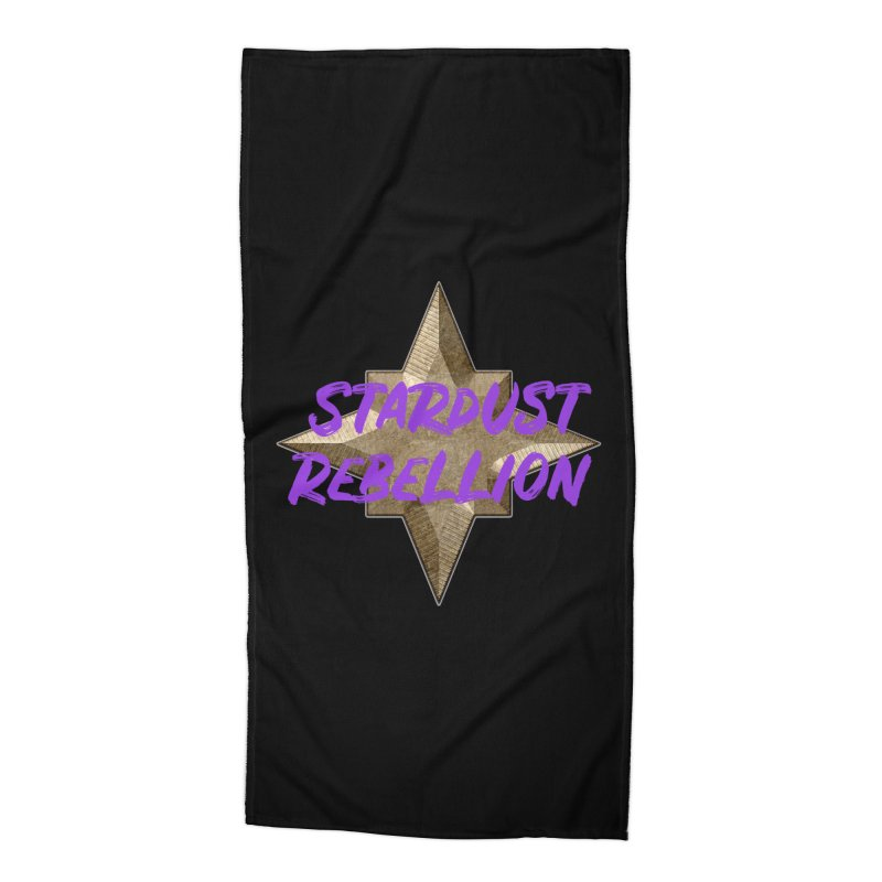 Stardust Rebellion Accessories Beach Towel by My Shirty Life
