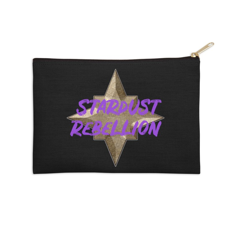 Stardust Rebellion Accessories Zip Pouch by My Shirty Life