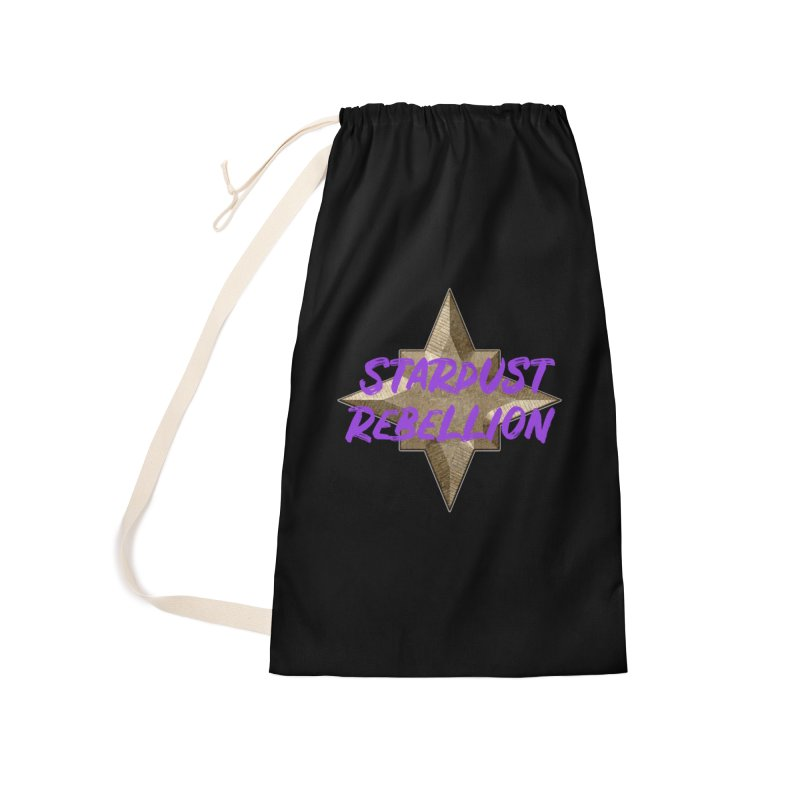 Stardust Rebellion Accessories Laundry Bag Bag by My Shirty Life