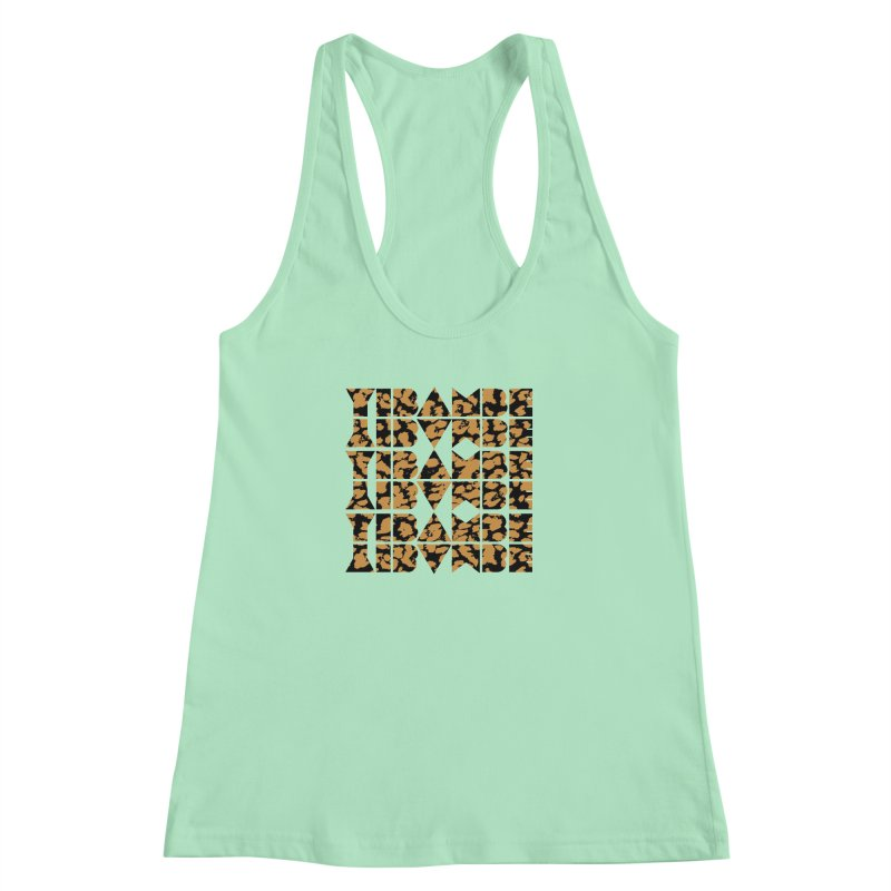 YIBAMBE! Women's Racerback Tank by My Shirty Life