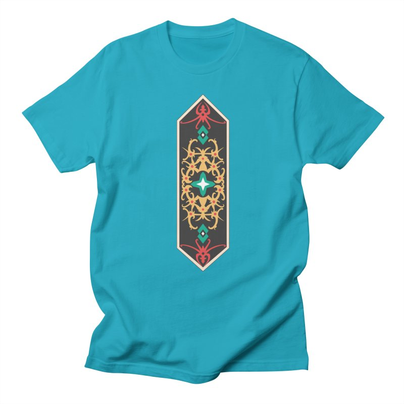 Gold, Banner Of Royals Men's T-Shirt by My Shirty Life