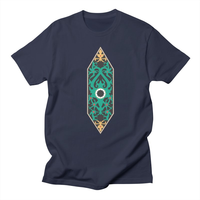 Emerald, Banner Of Thorns Men's T-Shirt by My Shirty Life