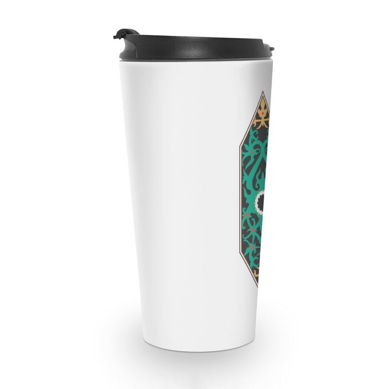 Emerald, Banner Of Thorns Accessories Travel Mug by My Shirty Life