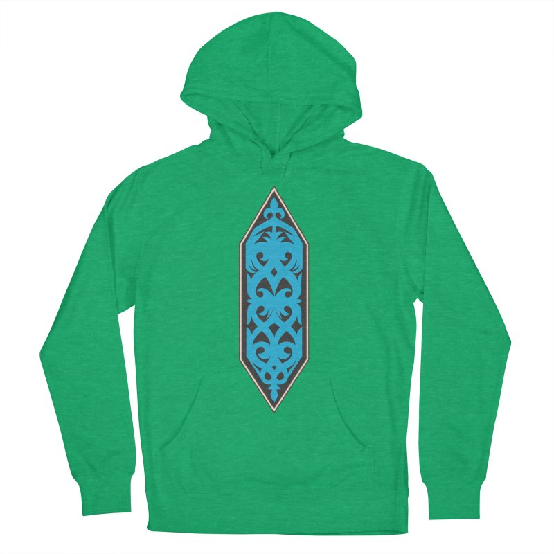 Azure, Banner Of The Sky and Sea Men's Pullover Hoody by My Shirty Life