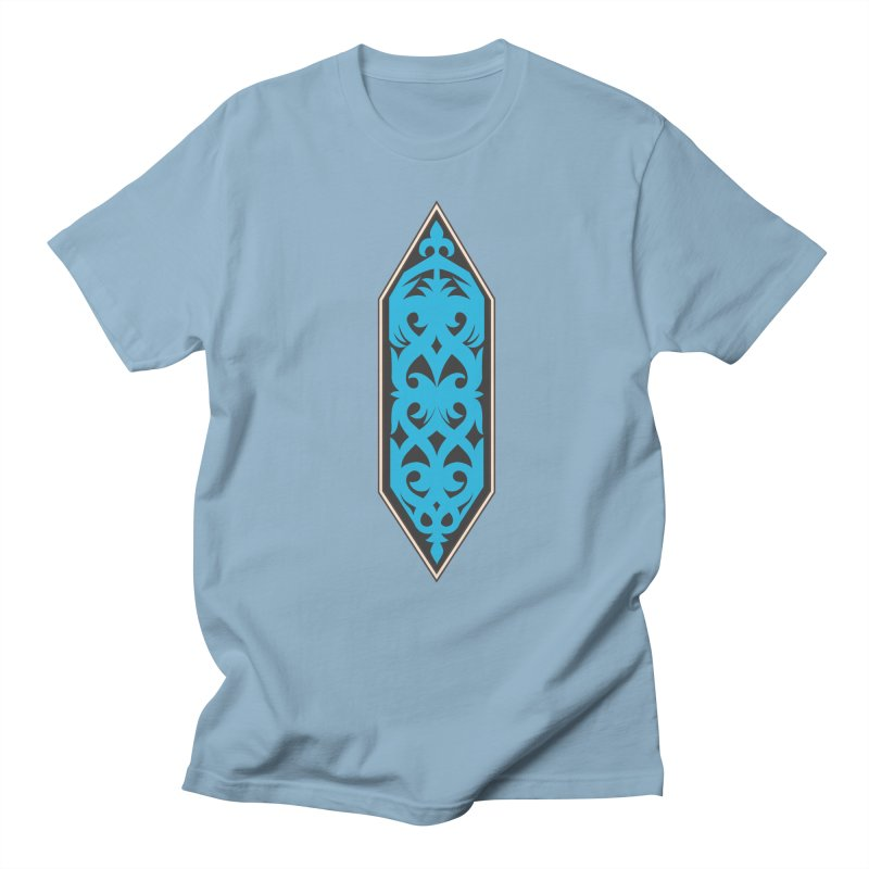 Azure, Banner Of The Sky and Sea Women's Regular Unisex T-Shirt by My Shirty Life