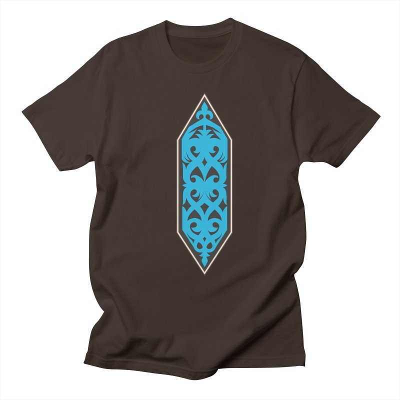 Azure, Banner Of The Sky and Sea Men's T-Shirt by My Shirty Life