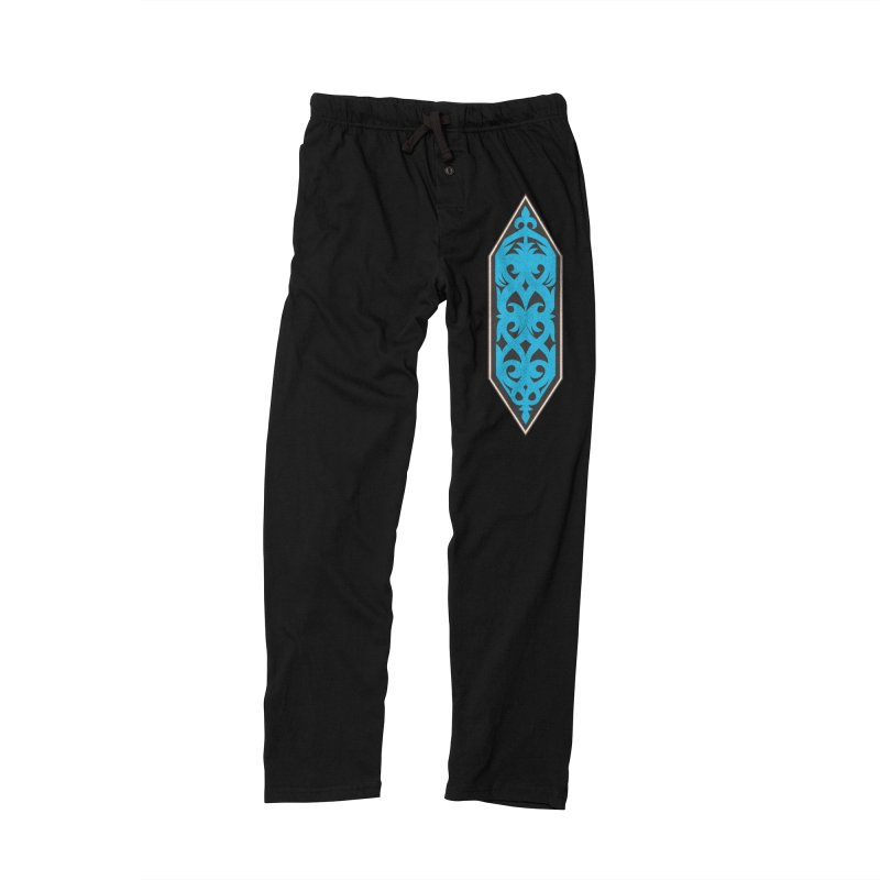Azure, Banner Of The Sky and Sea Women's Lounge Pants by My Shirty Life
