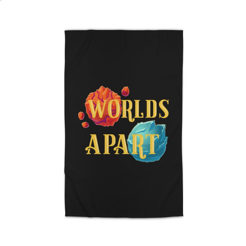 Worlds Apart Home Rug by My Shirty Life
