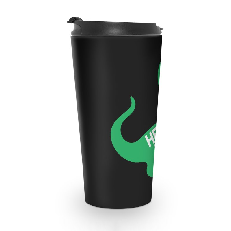 Heck If Dino Accessories Travel Mug by My Shirty Life
