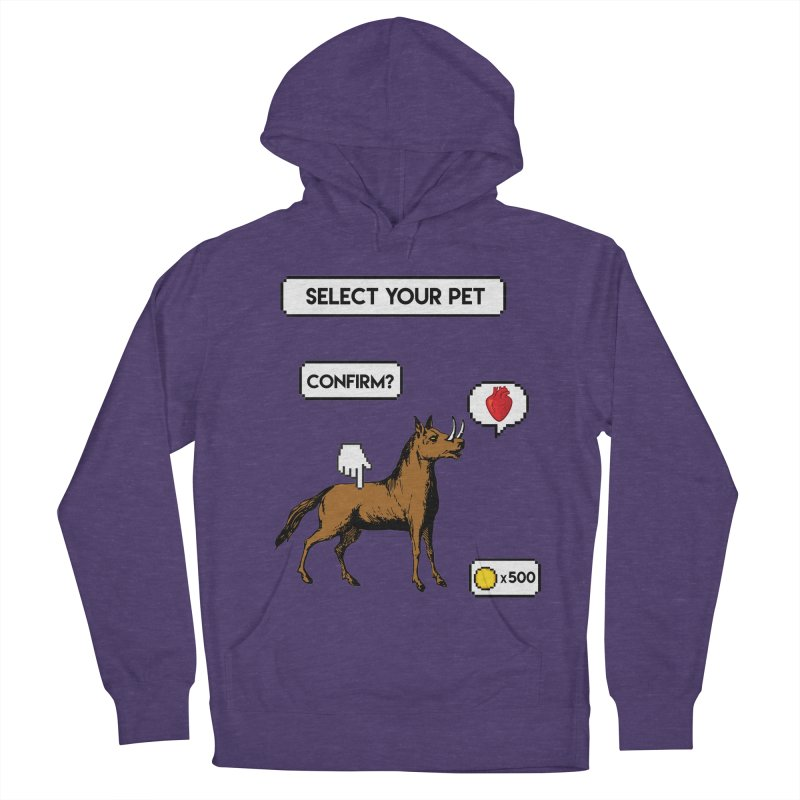 Select Your Pet v1.0 Women's Pullover Hoody by My Shirty Life