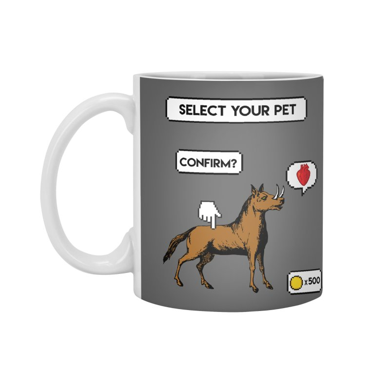 Select Your Pet v1.0 Accessories Mug by My Shirty Life