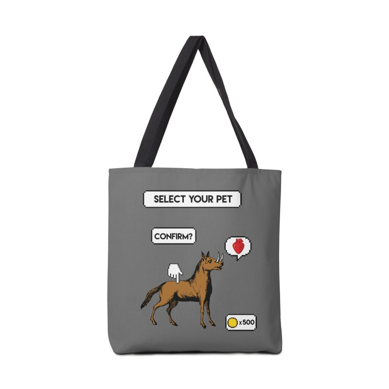 Select Your Pet v1.0 Accessories Tote Bag Bag by My Shirty Life