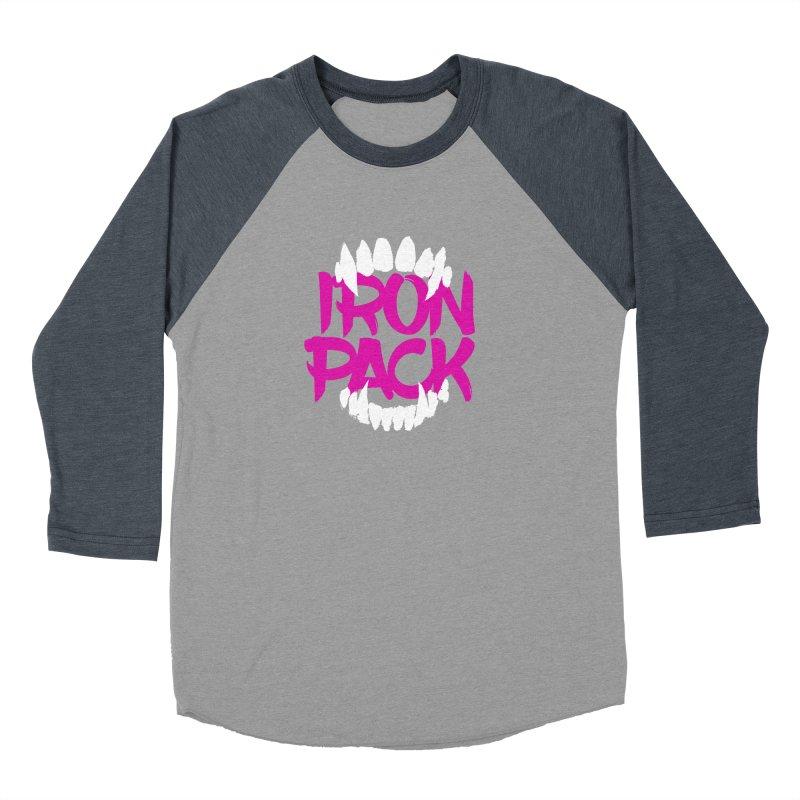 Iron Pack - Purple Women's Longsleeve T-Shirt by My Shirty Life