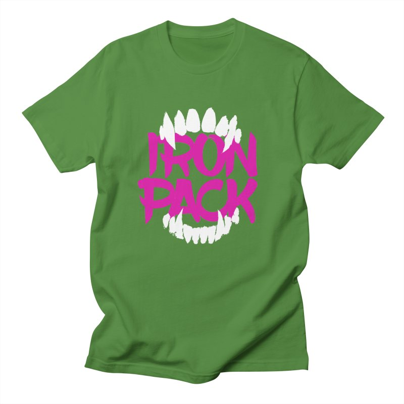 Iron Pack - Purple Men's Regular T-Shirt by My Shirty Life