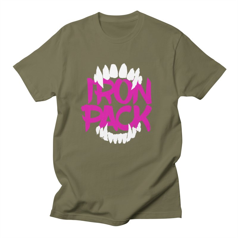 Iron Pack - Purple Men's T-Shirt by My Shirty Life