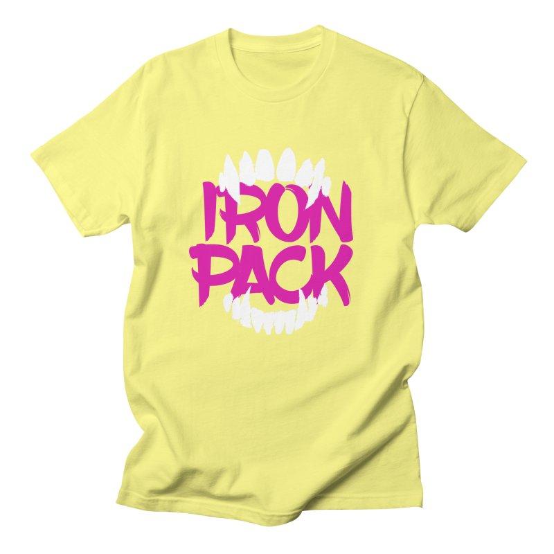 Iron Pack - Purple Women's Regular Unisex T-Shirt by My Shirty Life