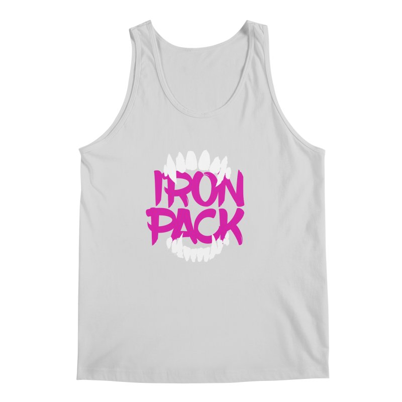 Iron Pack - Purple Men's Regular Tank by My Shirty Life