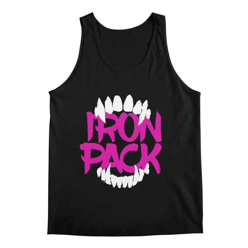 Iron Pack - Purple Men's Regular Tank by My Shirty Life