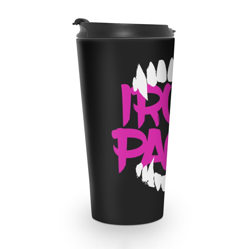 Iron Pack - Purple Accessories Travel Mug by My Shirty Life