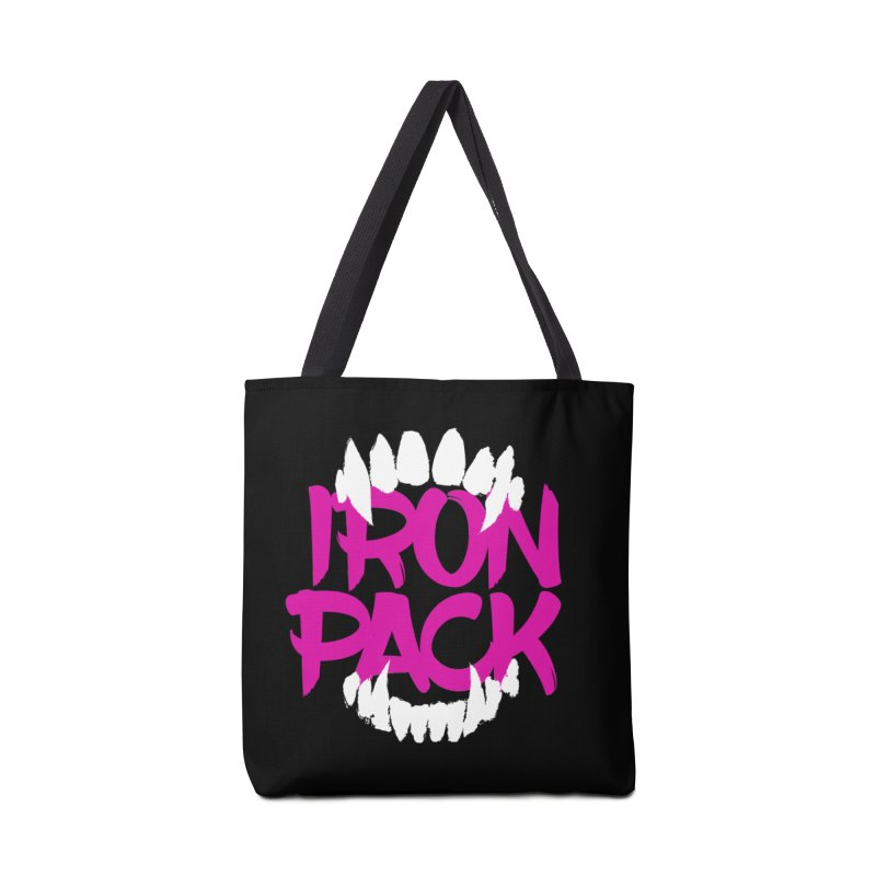 Iron Pack - Purple Accessories Tote Bag Bag by My Shirty Life