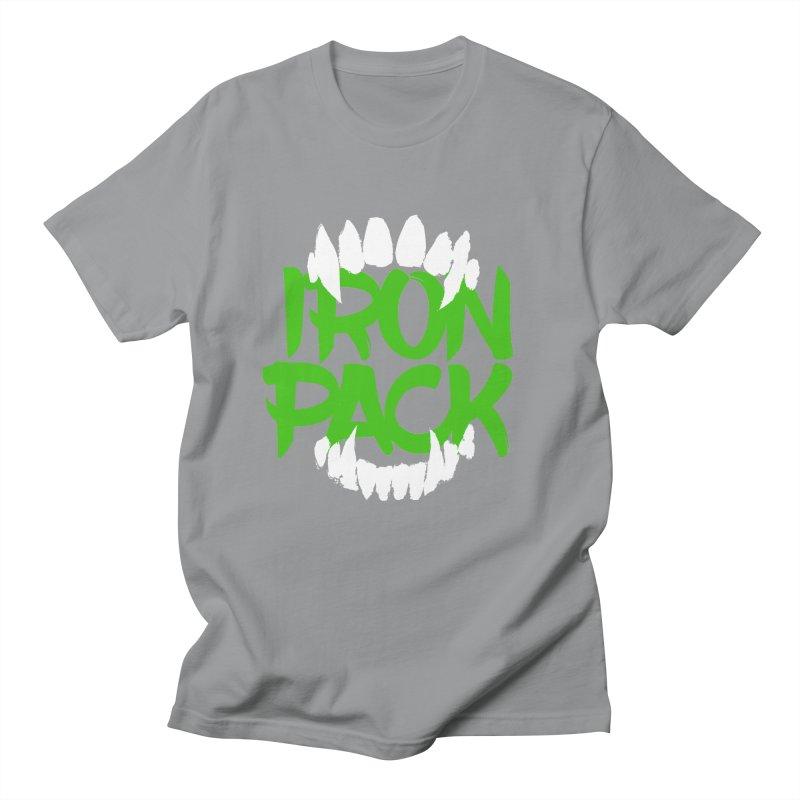 Iron Pack - Green Men's T-Shirt by My Shirty Life