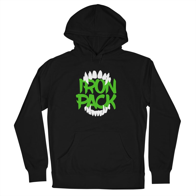 Iron Pack - Green Men's Pullover Hoody by My Shirty Life