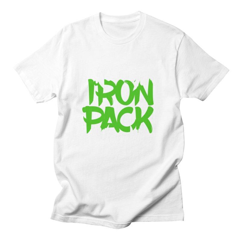 Iron Pack - Green Women's Regular Unisex T-Shirt by My Shirty Life