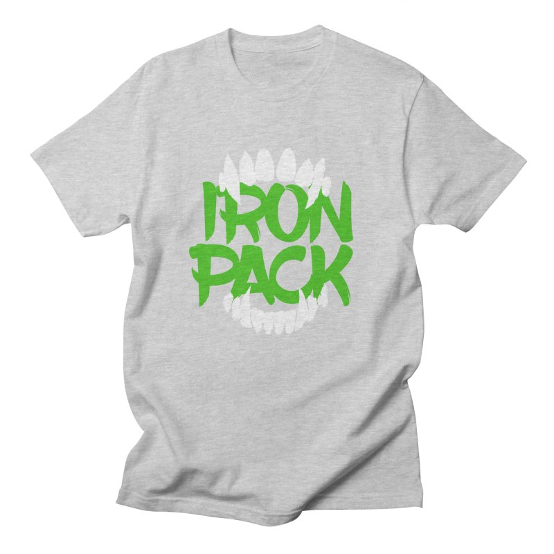 Iron Pack - Green Men's T-Shirt by My Shirty Life