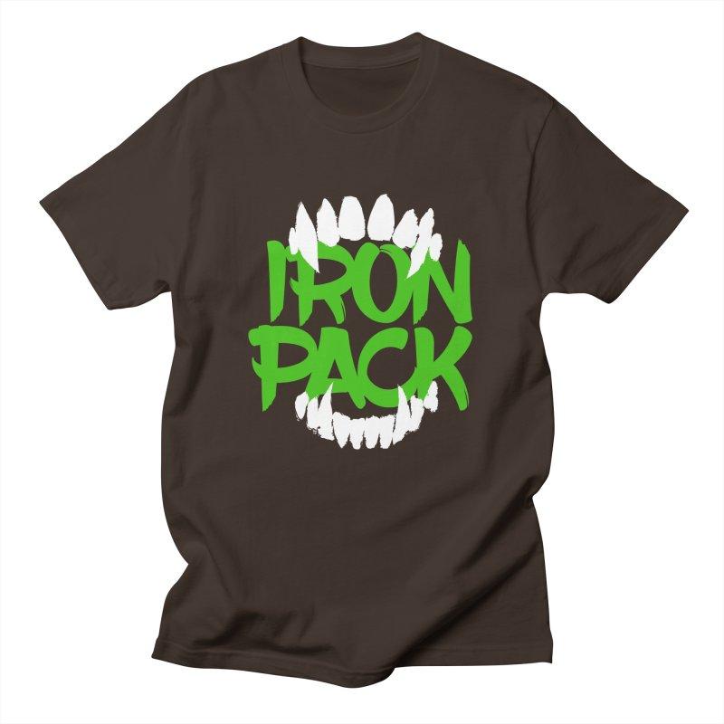 Iron Pack - Green Men's Regular T-Shirt by My Shirty Life